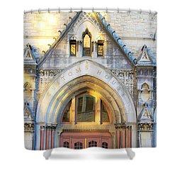 The Customs House Shower Curtain