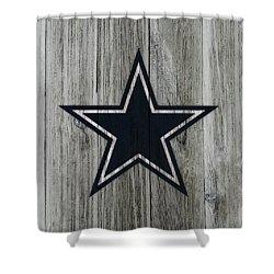 Delightful The Dallas Cowboys C2 Shower Curtain