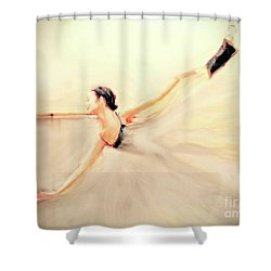 The Dance Of Life Shower Curtain
