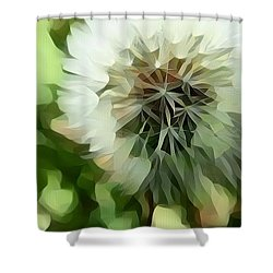 Shower Curtain featuring the photograph The Dandy by Diane Miller