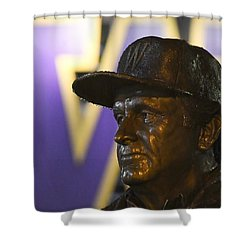 The Dawg Father Shower Curtain