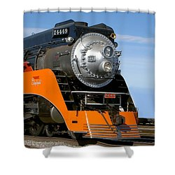 The Daylight 4449 Shower Curtain