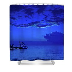 The Deep Shower Curtain