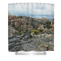 The Dells Shower Curtain
