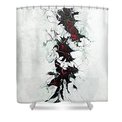 The Depths Within  Shower Curtain