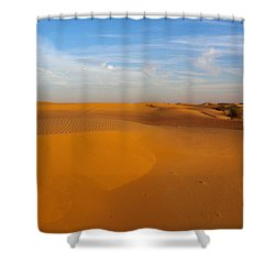 The Desert  Shower Curtain by Jouko Lehto