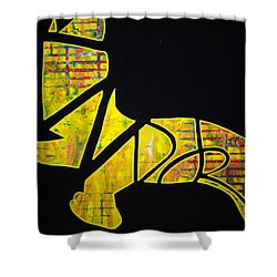 The Djr Shower Curtain