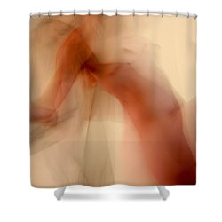 Shower Curtain featuring the photograph The Dreamer And The Dream by Joe Kozlowski