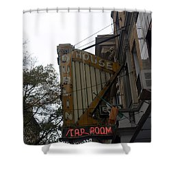 The Dublin House Tap Room Shower Curtain
