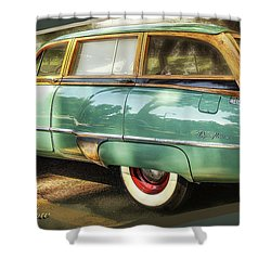 The Dynaflow Shower Curtain
