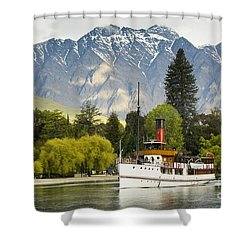 The Earnslaw Shower Curtain
