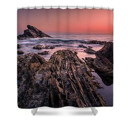 The Edge Of Dreams Shower Curtain