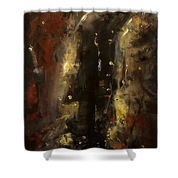 The Elements Earth #1 Shower Curtain