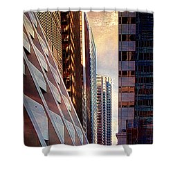 The Elevated Acre Shower Curtain