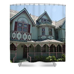 Shower Curtain featuring the photograph The Empress by Richard Bryce and Family