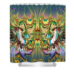 The Event Shower Curtain