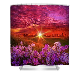 The Everlasting Shower Curtain