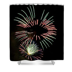 The Eyes Have It Shower Curtain by David Patterson