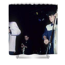 The Fabulous Thunderbirds Shower Curtain