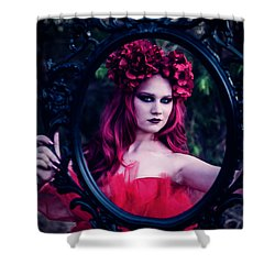 The Fairest Of Them All Shower Curtain