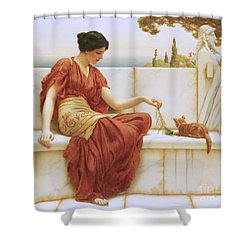 The Favorite Shower Curtain