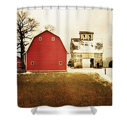 Shower Curtain featuring the photograph The Favorite by Julie Hamilton