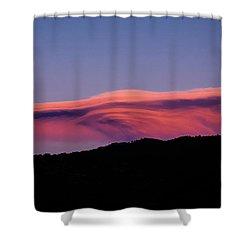 The Ferengi Cloud Shower Curtain