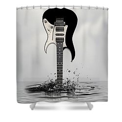The Final Cut Shower Curtain
