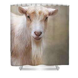 Shower Curtain featuring the photograph The Force Be With You by Robin-Lee Vieira