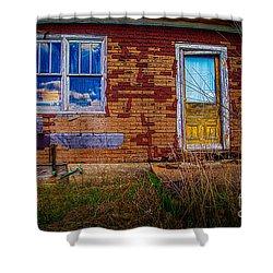 The Forgotten Artist Shower Curtain