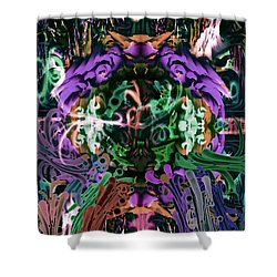 The Gate 2 Shower Curtain