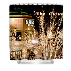 The Gateway Mall Shower Curtain