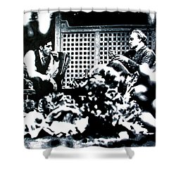 The Godfather Shower Curtain