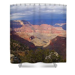 The Grand Canyon Shower Curtain by Marna Edwards Flavell