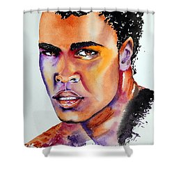 The Great Ali Shower Curtain