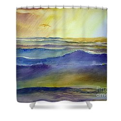 The Great Sea Shower Curtain
