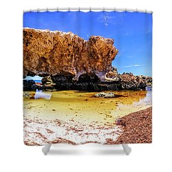 The Guardian, Two Rocks Shower Curtain