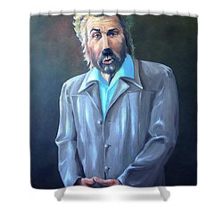 The Gunther Shower Curtain