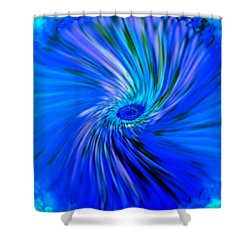 The Heart Of Bungalii Shower Curtain
