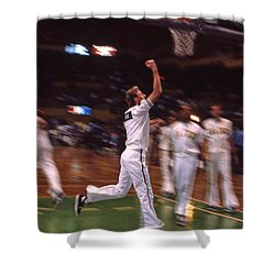 The Hick From French Lick Shower Curtain