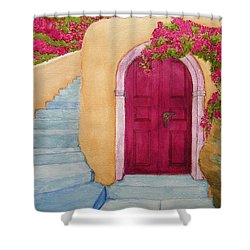 The Hideaway Shower Curtain