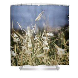The Highest One Shower Curtain by Stephan Grixti
