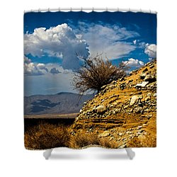 The Hilltop Shower Curtain