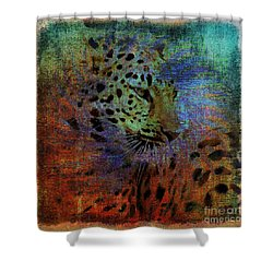 The Hour Of Pride And Power 2015 Shower Curtain