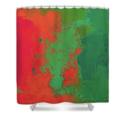 The Hustle IIi Shower Curtain