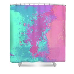 The Hustle Iv Shower Curtain