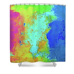 The Hustle  Shower Curtain