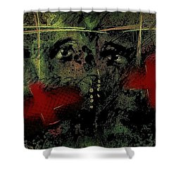 The Innocent Shower Curtain by Jim Vance