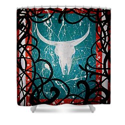The Ire Shower Curtain