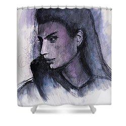 The Islander Shower Curtain